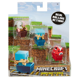 Minecraft Series 7 Mooshroom Mini Figure