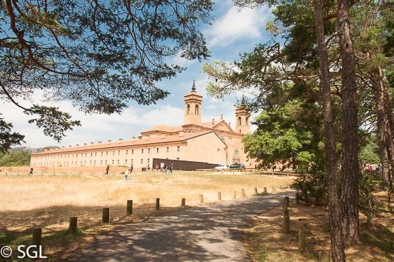 Monasterio Nuevo San Juan de la Peña. Huesca
