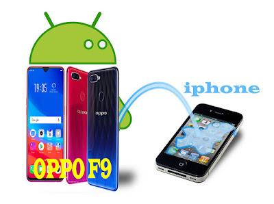 مواصفات هاتف Oppo F9  خمس دقائق شحن تساوي ساعتين مكالمات
