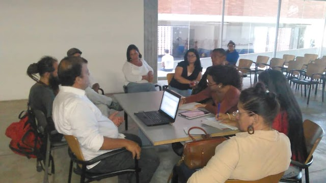 ICUM desarrolla reunión preparatoria de los congresillos rumbo al Gran Congreso Cultural