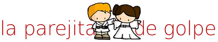 Logo de la parejita de golpe