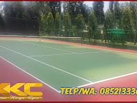 Jasa Tukang Cat Lapangan Basket Dan Badminton Terpercaya | 085213336664