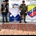 Se incautan 99 paquetes con clorhidrato de cocaína en el Cauca
