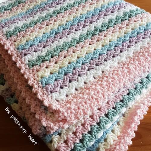 The Sweetheart Blanket - Free Pattern