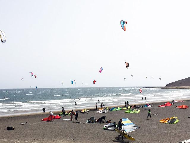Kitesurf-Medano-Tenerife