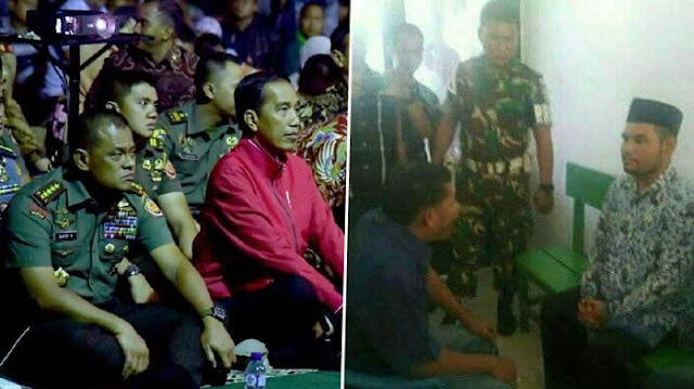 PNS Ini Gak Nyangka Bakal Bernasib Sial Didatangi Tentara Usai Muji Jokowi & Ngejek Panglima TNI
