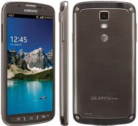 AT&T Samsung Galaxy S4 Active SGH-I537