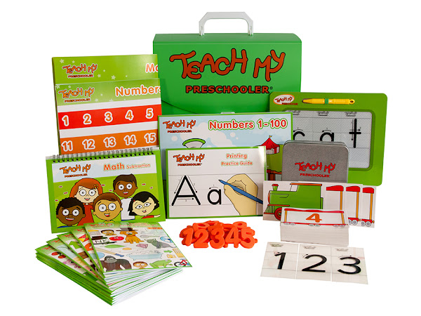 """Teach My"" Back to School Giveaway"