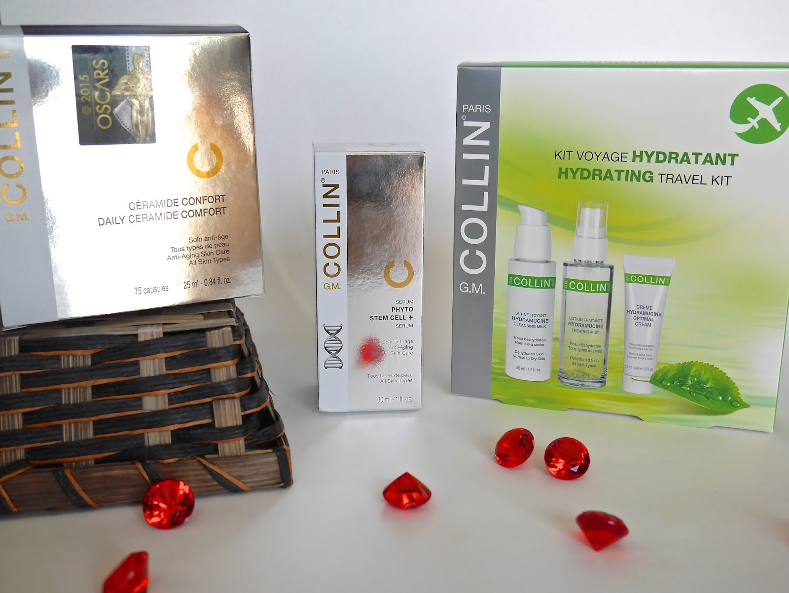 GM COLLIN skincare