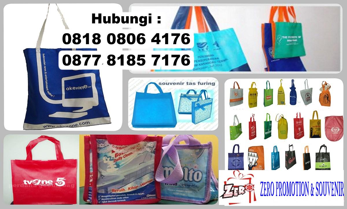 Produksi aneka jenis Tas Souvenir dan Tas Promosi termurah di tangerang 06ab41cd0f