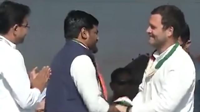 Lok Sabha Chunav Ke Pahle Congress Party, Rahul Gandhi, Hardik Patel Ko Bada Jhatka