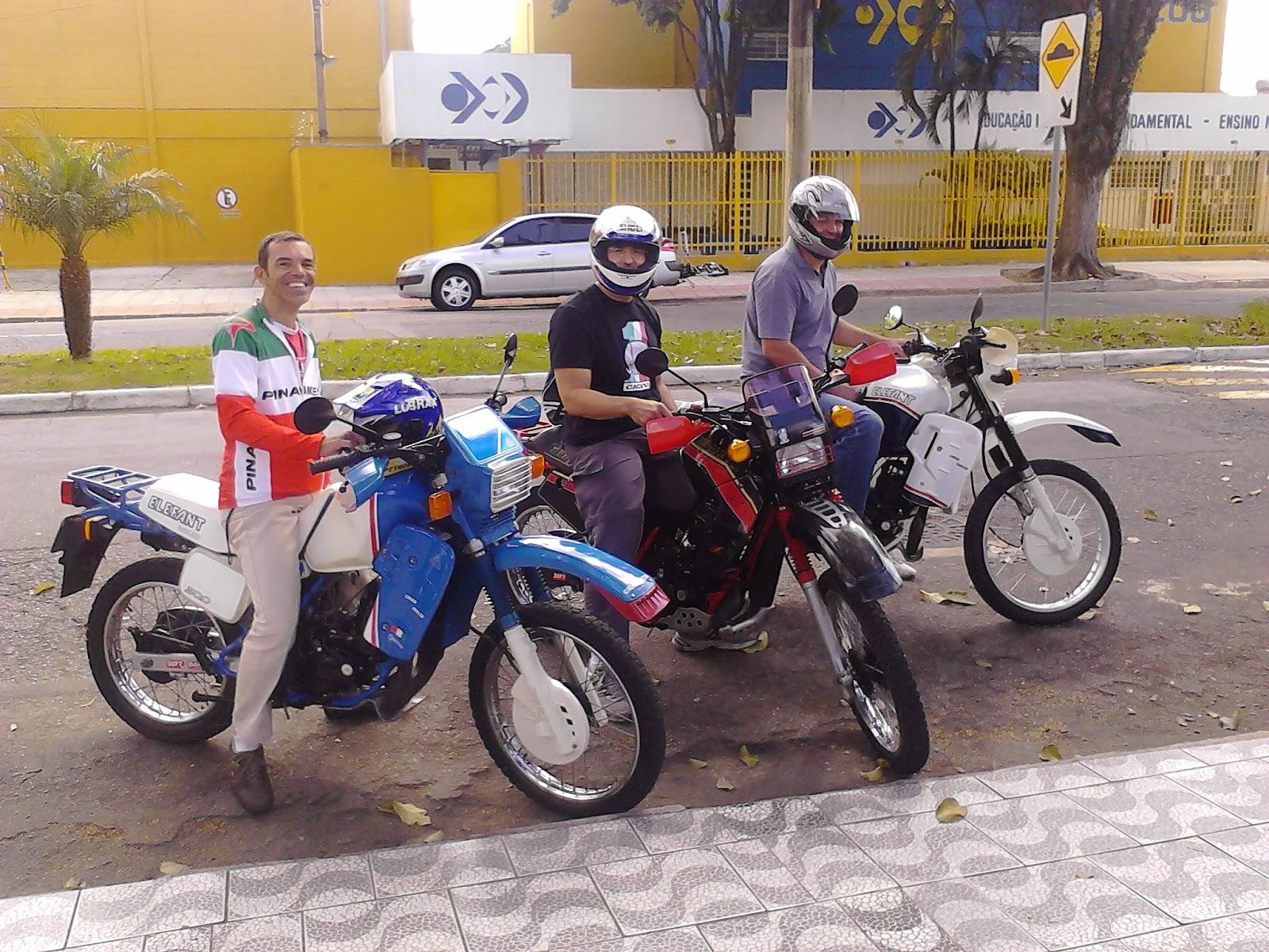 Giancarlo na Dakar 30.0 e seus amigos 07b4132a4aac9