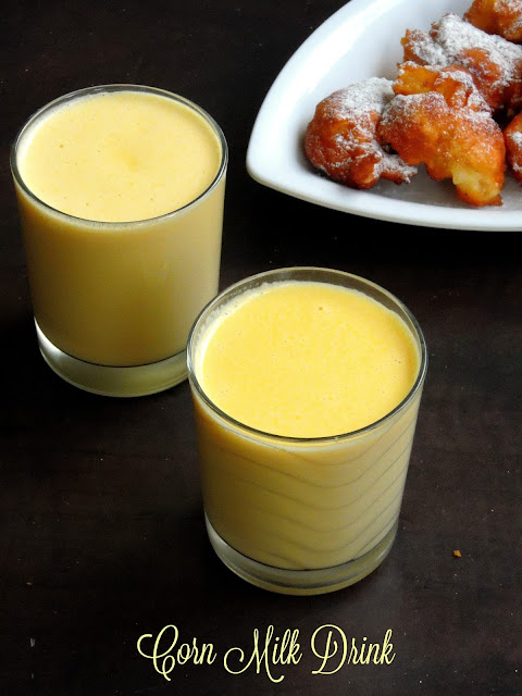 Corn Milk, Vietnamese Corn milk