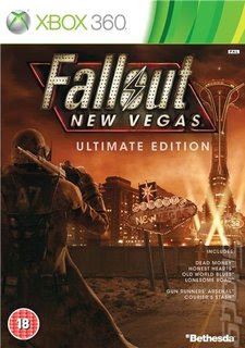 Fallout: New Vegas Ultimate Edition (X-BOX360) 2012