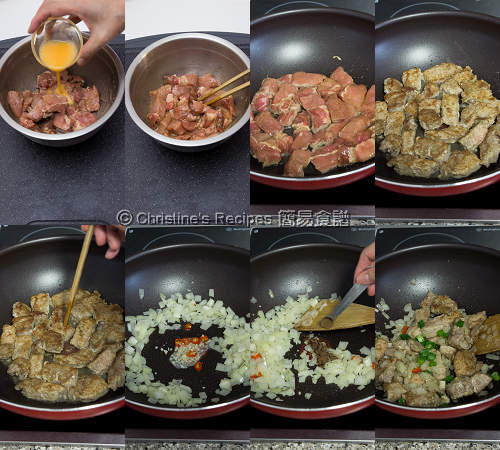 椒鹽無骨豬扒 Salt and Pepper Pork Loin Chops Procedures02