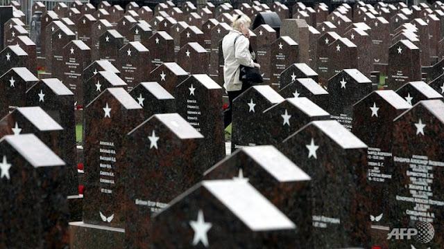 Keren! Gak Perlu Takut Ke Kuburan, Kan Sudah Dipasangi Wifi