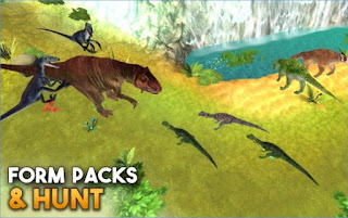 Games Dino World Online - Hunters 3D App