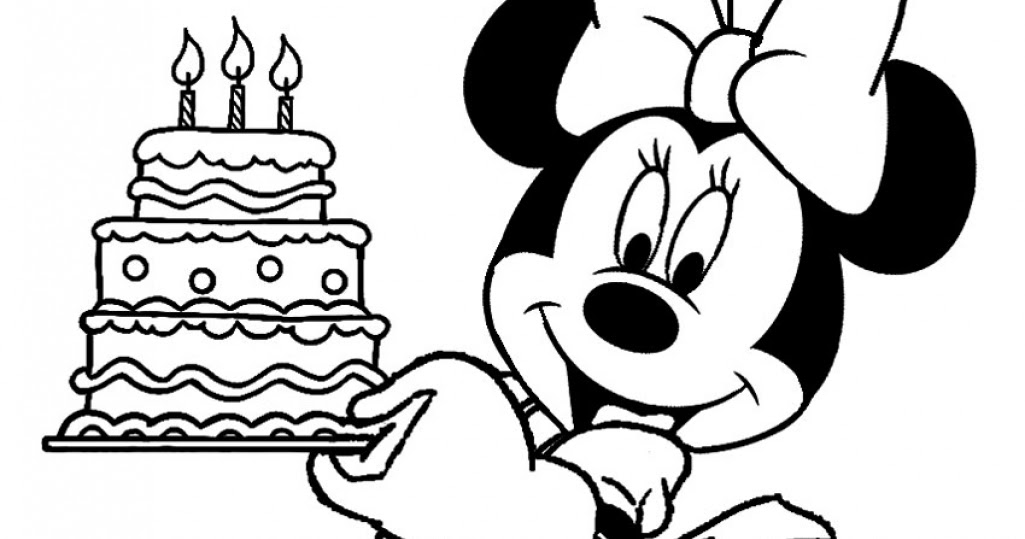 Free disney minnie mouse coloring pages for Minnie mouse coloring page