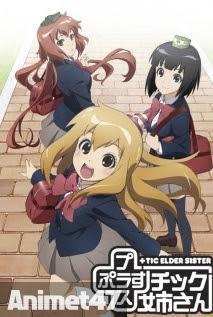 Plastic Nee-san - Plastic Elder Sister 2012 Poster