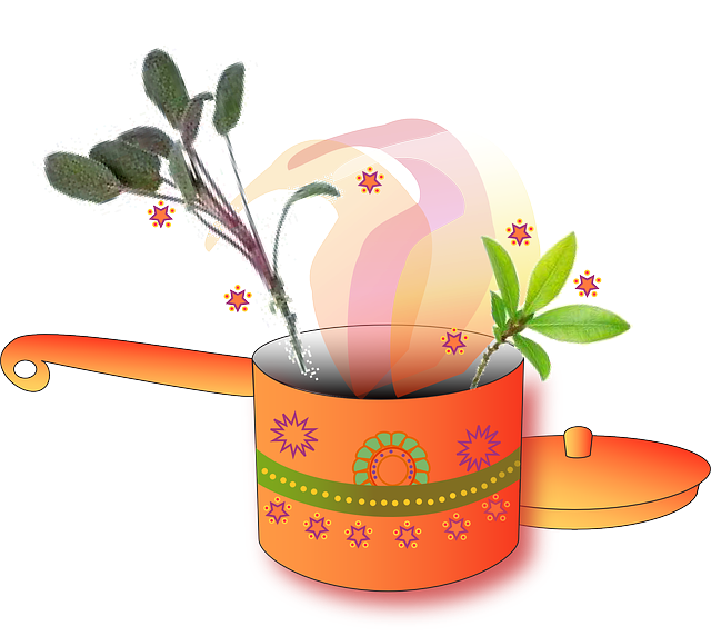 7 ziołowych naparów poprawiających trawienie