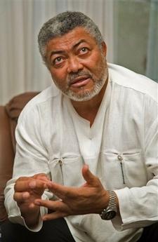 Rawlings must return Abacha's $2m gift – Nigerian journalist