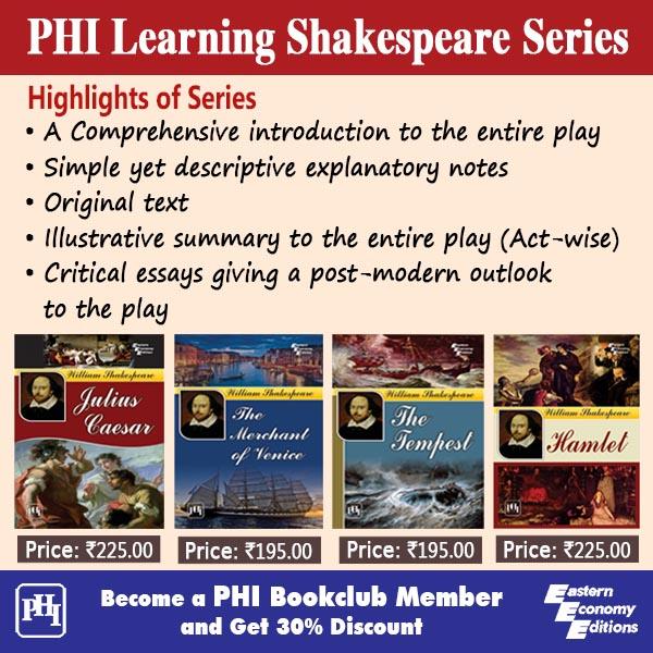 PHI Learning  Shakespeare Series
