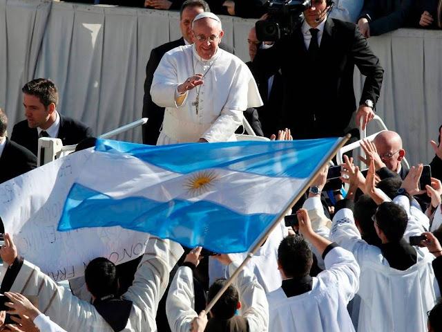 Enérgico mensaje del Papa Francisco a favor de Cristina y Lula: