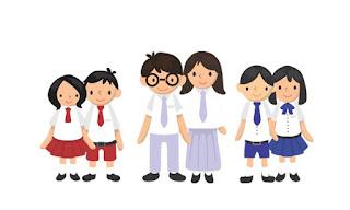 Syarat Usia Calon Siswa Baru TK SD SMP SMA SMK