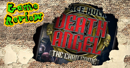 Review: Space Hulk: Death Angel – The Card Game