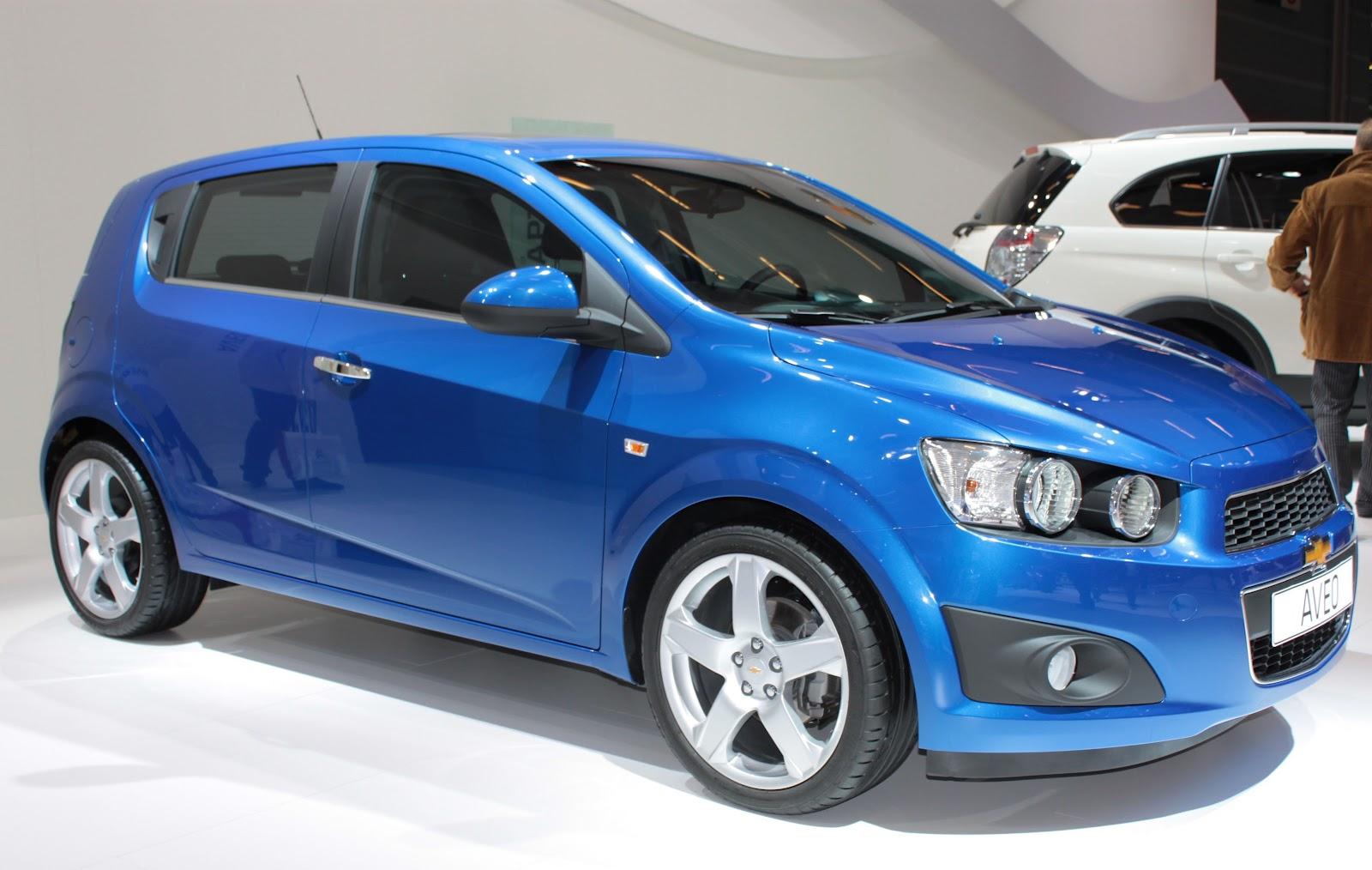 Chevrolet Aveo U Va Price And Review