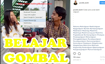 Cara mudah download video di instagram1