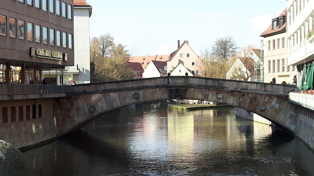 River view Nuremberg