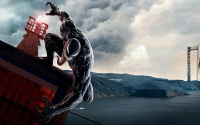 Venom Perché Comics Marvel - Fond d'écran en Ultra HD 4K 2160p