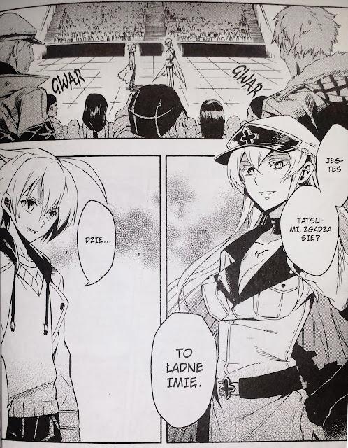 Akame Ga Kill!, Waneko, Takahiro, recenzja, shounen