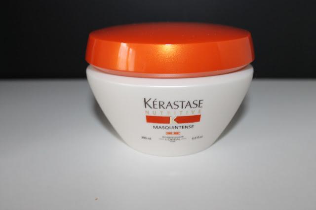 Soin nutritif concentration d'exception - Masqu'Intense Cheveux Fins - Kérastase Nutritive
