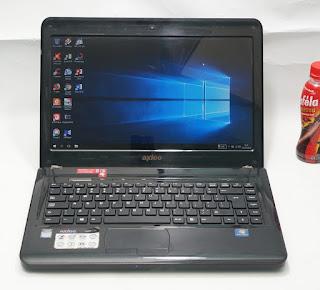 Jual Laptop bekas Axioo Neon HNM
