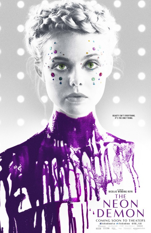 Neon Demon film poster