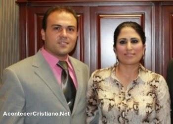 Pastor Saeed Abedini y su esposa