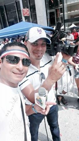 El Príncipe Juan Alberto Peña se convierte en Rey en Desfile Dominicano de New York