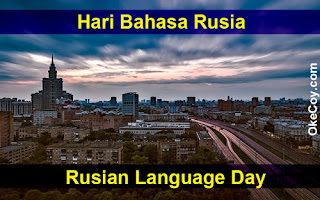Perayaan Hari Bahasa Rusia Sedunia (World Rusian Language Day)