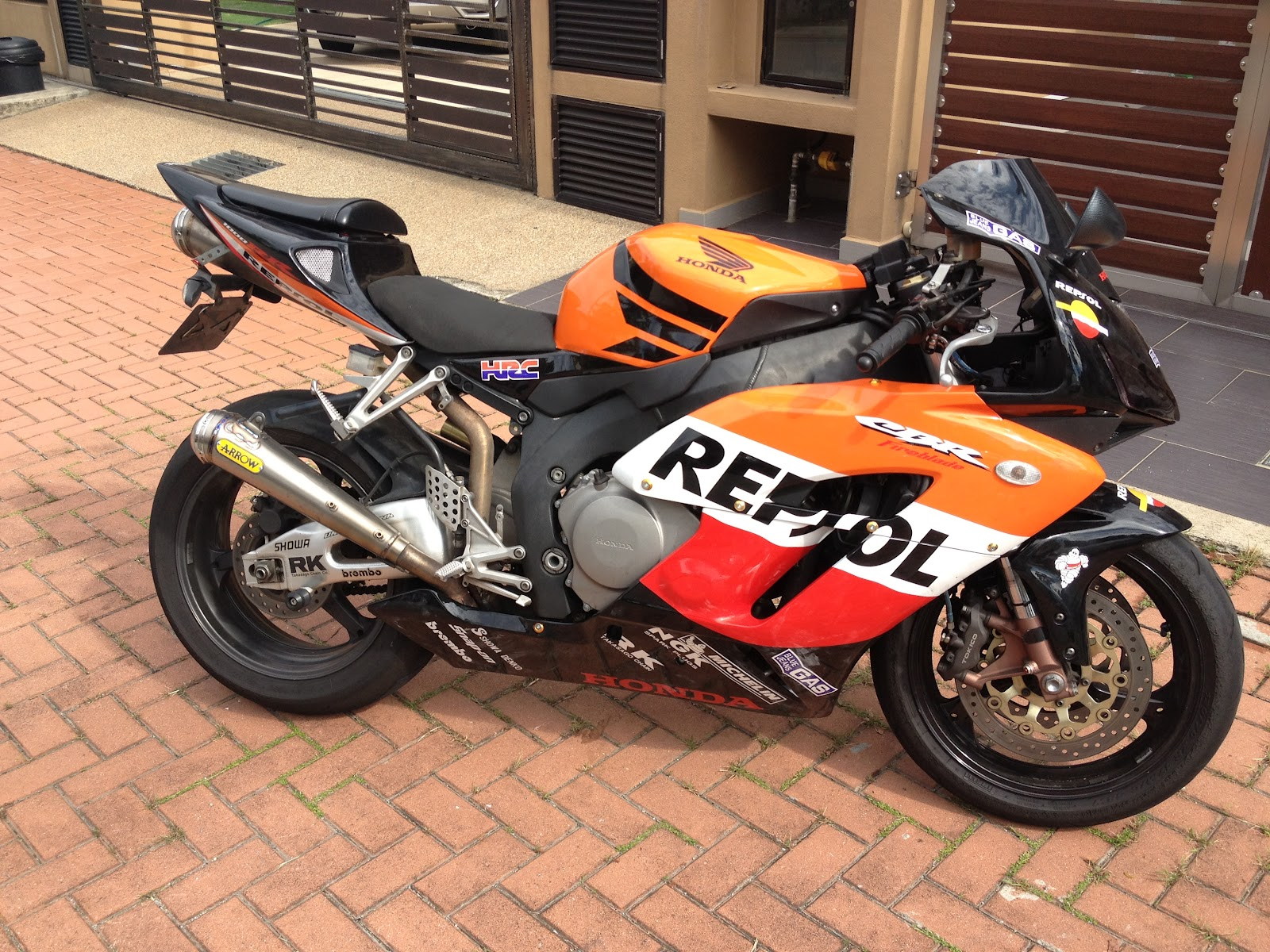 Super Great Sportbikes For Sale Honda Cbr1000rr 2005