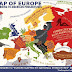 Map of Europe according to American progressives