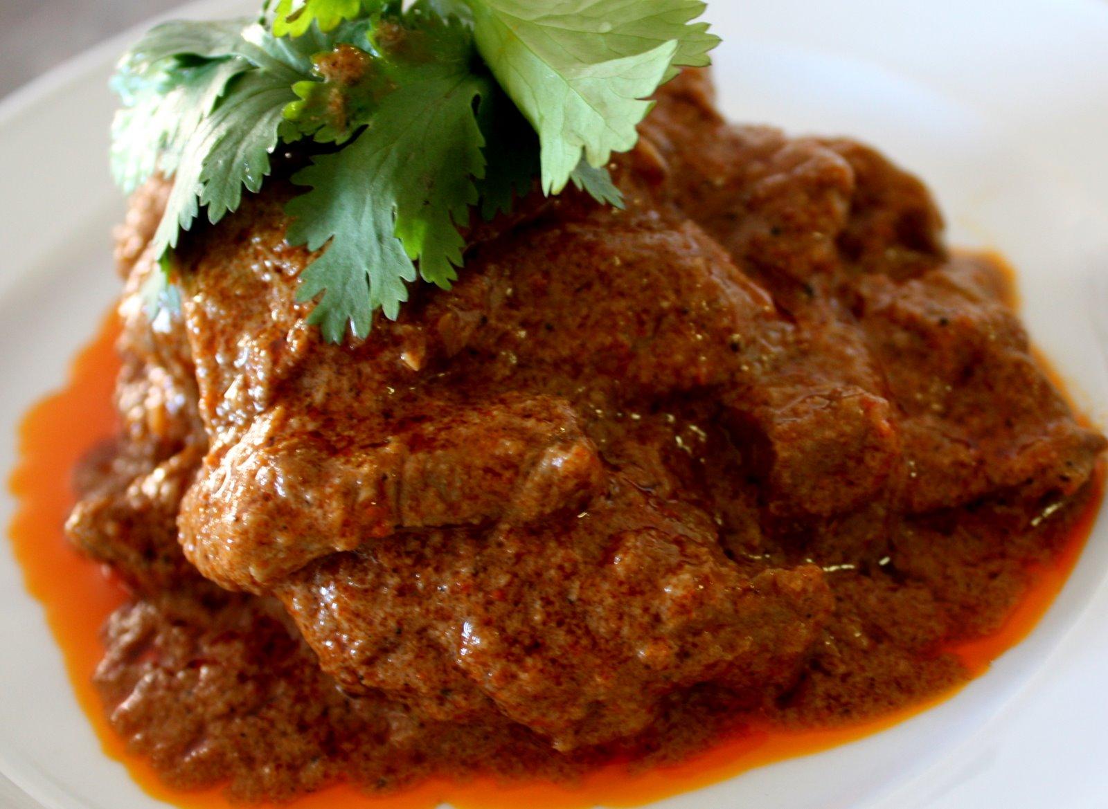 Goat Redang Indian Food