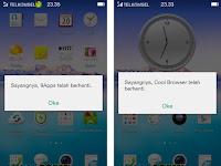 Mengatasi Sayangnya Aplikasi Telah Berhenti OPPO Sartphone