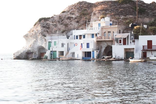 schinopi, isla de milos, grecia