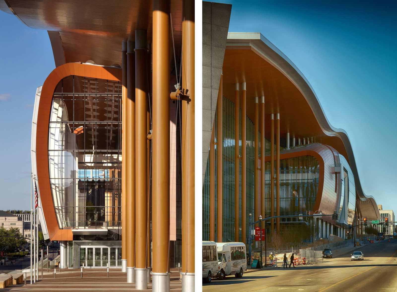 Music City Center By Tvsdesign