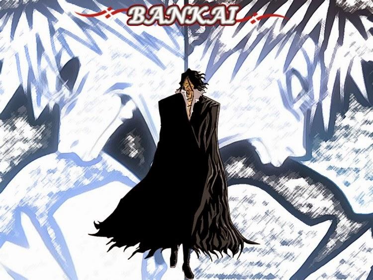 Bleach 570 Manga Rukia S Bankai Hakka No Togame Bleach