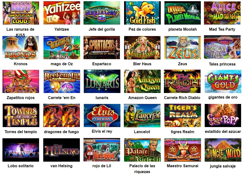 List of wms slot machines tuscany suit casino las vegas