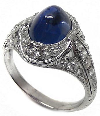 Amethyst Wedding Rings 83 Fresh sapphires diamonds Art Deco