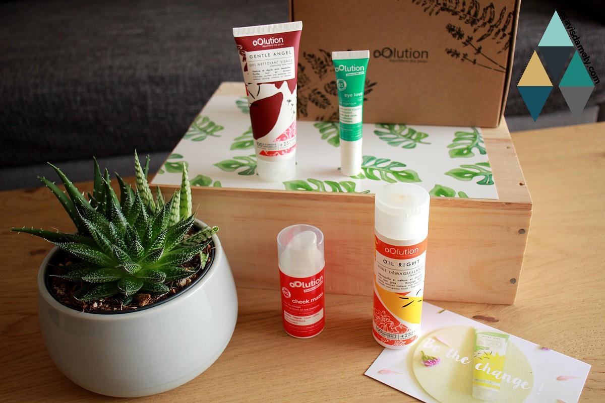 avis et test soins bio naturel origine végétale oolution